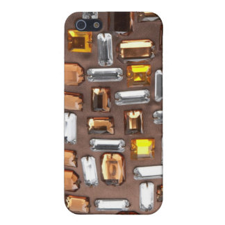 Jeweled I Phone Case iPhone 5 Cover