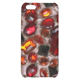 Jeweled I Phone Case iPhone 5C Covers
