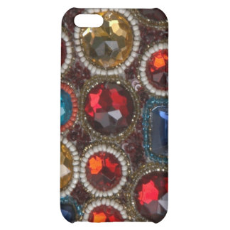jeweled I Phone Case Cover For iPhone 5C