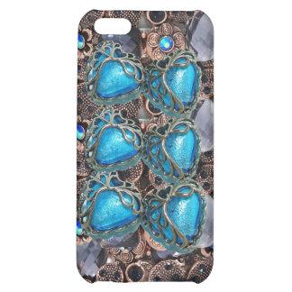 Jeweled I Phone Case iPhone 5C Cases