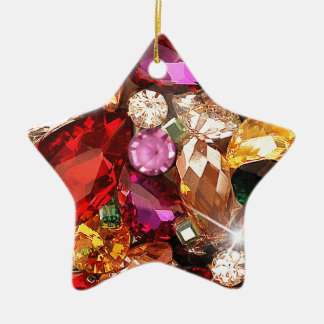Jeweled Jewels Sparkle Gems Color Ornaments