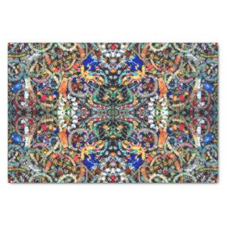 Jeweled Kaleidoscope  #2 Tissue Paper