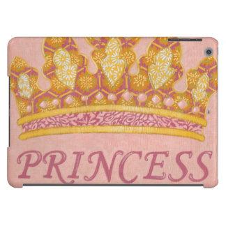Jeweled Princess Crown by Chariklia Zaris iPad Air Case