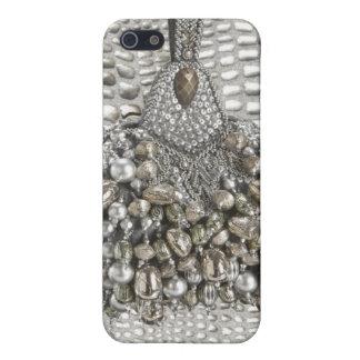 Jeweled & Rhinestone faux I Phone Case iPhone 5 Case