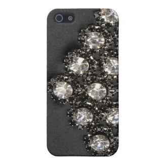 Jeweled & Rhinestone I Phone Case Case For The iPhone 5