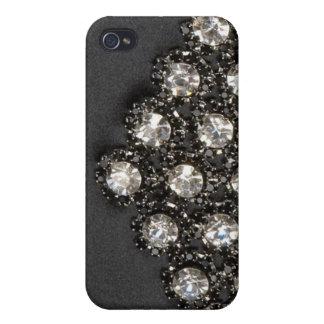 Jeweled & Rhinestone I Phone Case iPhone 4 Case