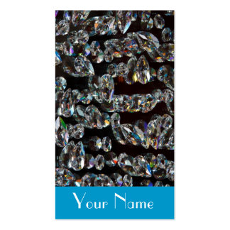 Jeweler Jewelry  Diamond Sparkle Pack Of Standard Business Cards