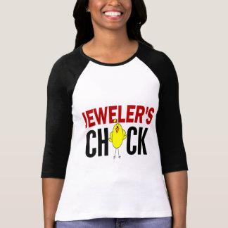 JEWELER'S CHICK TEE SHIRT