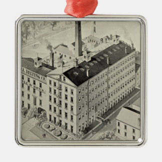 Jewell Belting Co Christmas Ornament