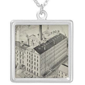 Jewell Belting Co Silver Plated Necklace