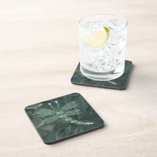 Jewelled Dragonfly Drink Coaster