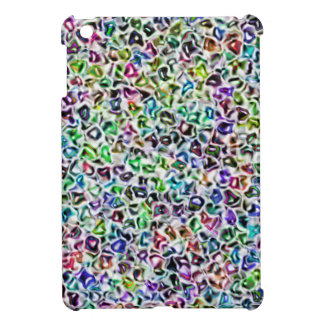 Jewelled mosaic case for the iPad mini