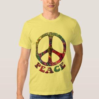 Jewelled Peace Shirts