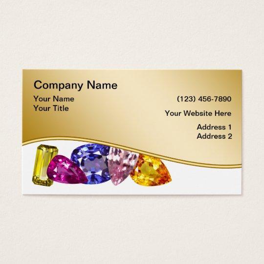 Jewellery Business Cards