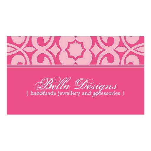 Jewellery Designer Business Card
