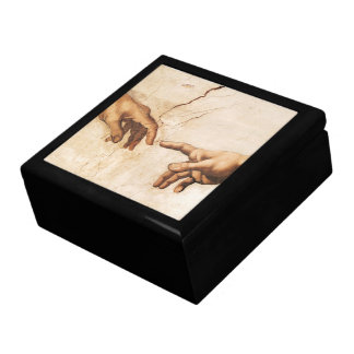 Jewelry Box - The Creation of Adam