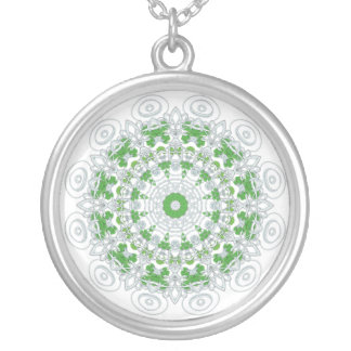 Jewelry - Necklace - Clover Kaleidoscopic l