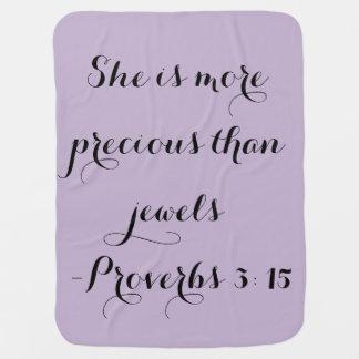 Jewels-Blankie Baby Blanket