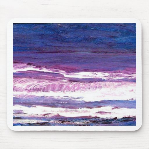 Jeweltone Sunset - CricketDiane Ocean Art Mousepad