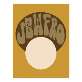 Jewfro Postcards