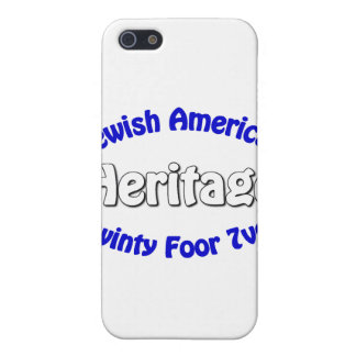 Jewish American Heritage iPhone 5 Cases