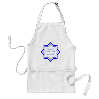 Jewish Carpenter Standard Apron