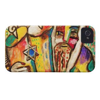 Jewish Celebration Rejoicing In The Torah Case iPhone 4 Cover