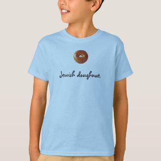Jewish doughnut. T-Shirt