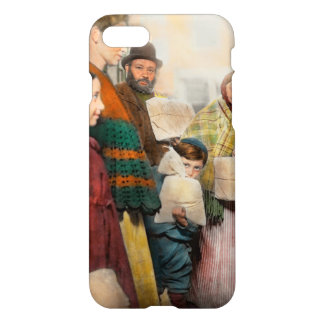 Jewish - Food for the less fortunate 1908 iPhone 7 Case