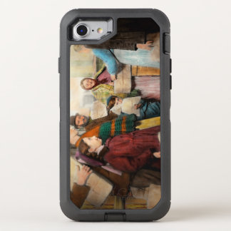 Jewish - Food for the less fortunate 1908 OtterBox Defender iPhone 7 Case