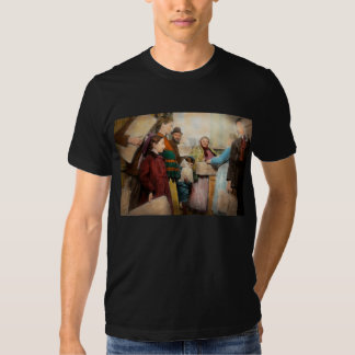 Jewish - Food for the less fortunate 1908 Tee Shirt