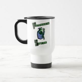 Jewish Franken Stein 15 Oz Stainless Steel Travel Mug