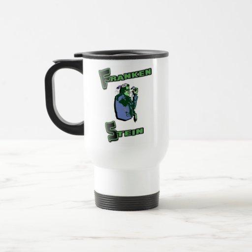 Jewish Franken Stein Mug
