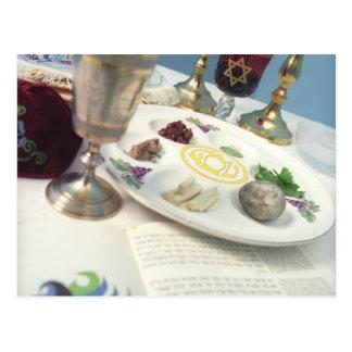 Jewish Holiday Postcard