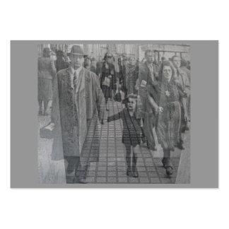 Jewish Holocaust Memorial (Denkmal), Berlin (j5ps Pack Of Chubby Business Cards