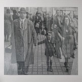 Jewish Holocaust Memorial (Denkmal), Berlin (j5pst Print