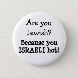 Jewish Humor Button