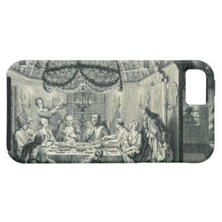 Jewish Meal During the Feast of the Tabernacles, i iPhone 5 Case