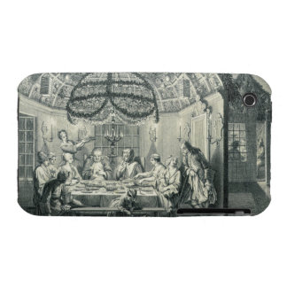 Jewish Meal During the Feast of the Tabernacles, i Case-Mate iPhone 3 Cases