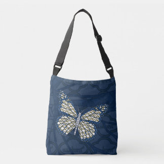 Jewish Monarch All-Over-Print Bag