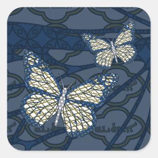 Jewish Monarch Sticker
