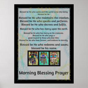 Morning Prayer Posters & Prints | Zazzle UK