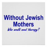 Jewish Mothers Poster
