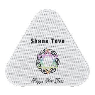 Jewish New Year Bluetooth Speaker