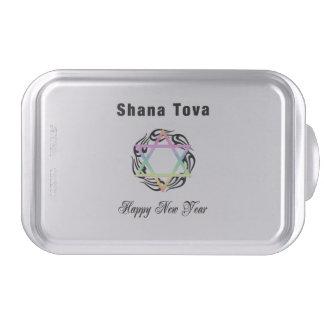 Jewish New Year Cake Pan