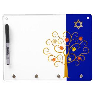 Jewish New Year Gift Dry-Erase Board