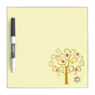 Jewish New Year,Rosh Hashanah Gift Dry Erase Board
