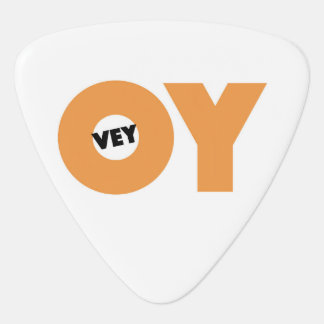 Jewish Party Favor, Oy Ve Plectrum