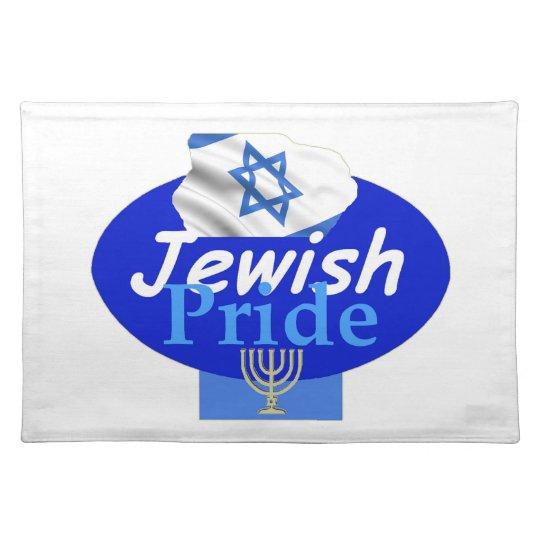 JEWISH PRIDE PLACE MAT
