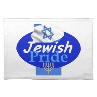 JEWISH PRIDE PLACEMAT